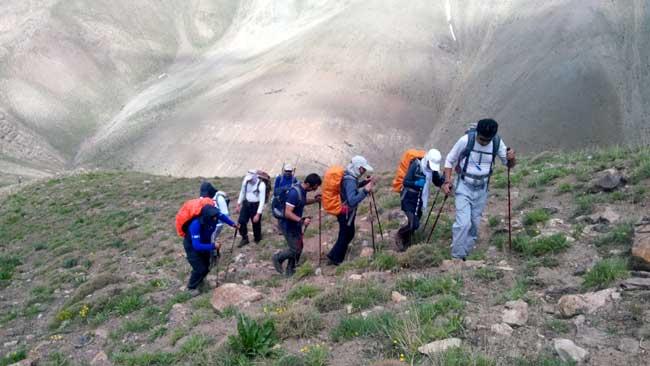 قله مهرچال - 13940308 -  1