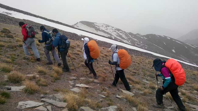 قله مهرچال - 13940308 -  2