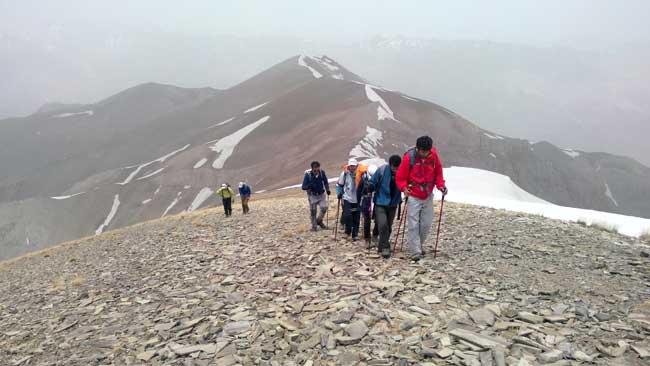 قله مهرچال - 13940308 -  3