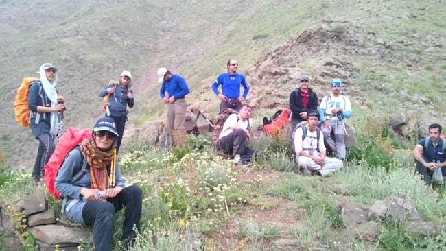قله مهرچال - 13940308 -  10