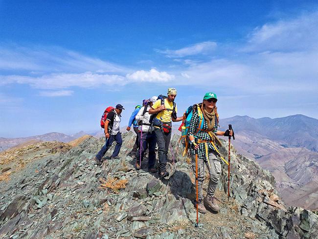 قله منار - 13940512 -  6