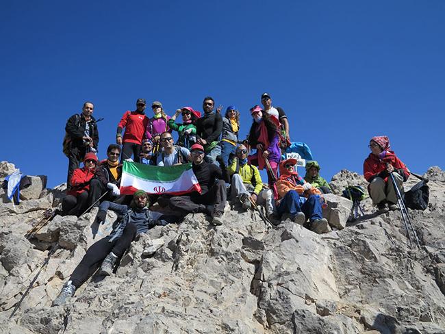قله آزادکوه - 13970601 -  3