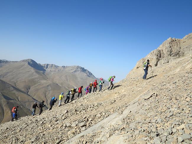 قله آزادکوه - 13970601 -  5