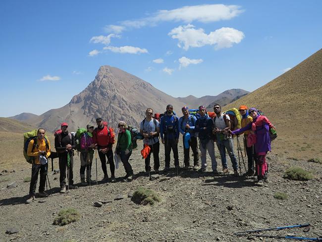 قله آزادکوه - 13970601 -  6