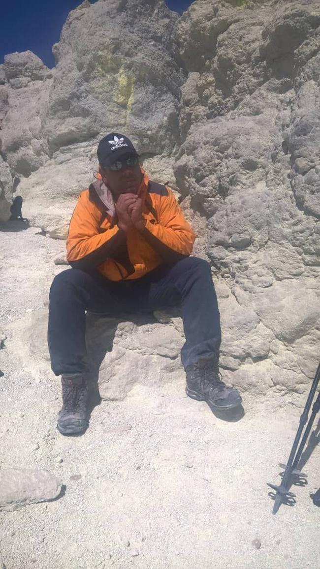 قله دماوند(جبهه جنوبی) - 13970608 - 2