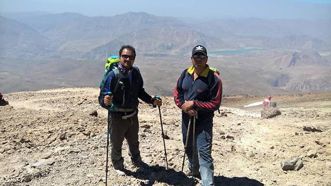 قله دماوند(جبهه جنوبی) - 13970608 - 5