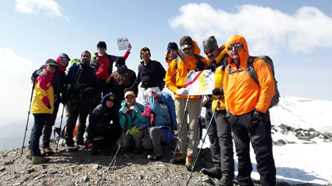 قله کهار - 13970720 - 5