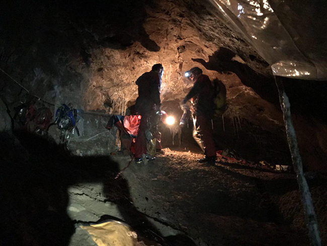 اکسپدیشن غار جوجار - 13970614 -  14