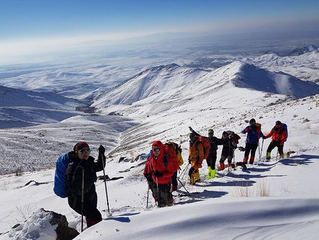 قله آسمانکوه - 13971014 -  2